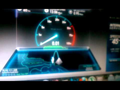 Clear 4G speed test in los angeles