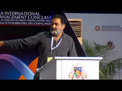 Mr. T. V. Mohandas Pai - 26th IMA International Management Conclave 2017.