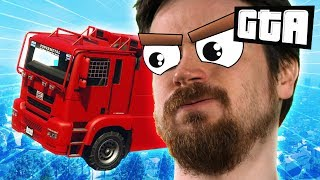 WHAT ARE THESE TRUCKS?! | GTA 5 Races