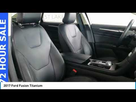 2017 Ford Fusion Forest Lake Mn Pc3340