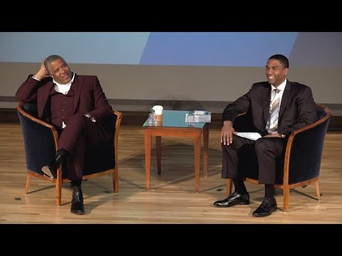 "Robert F. Smith '94: ""Be an expert at your craft."""