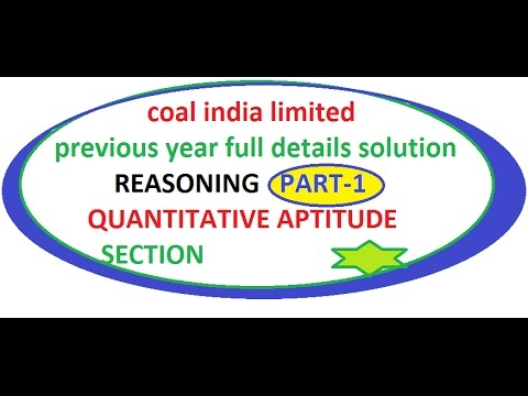 CIL MT PAPER ,coal india management trainee , previous year paper solution 2016-17, HOW TO CRACK CIL