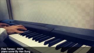"""Free Tempo 프리템포 : """"Rain"""" Piano cover https://www.youtube.com/wa..."""