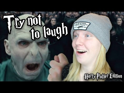 Try Not To Laugh - Harry Potter Edition