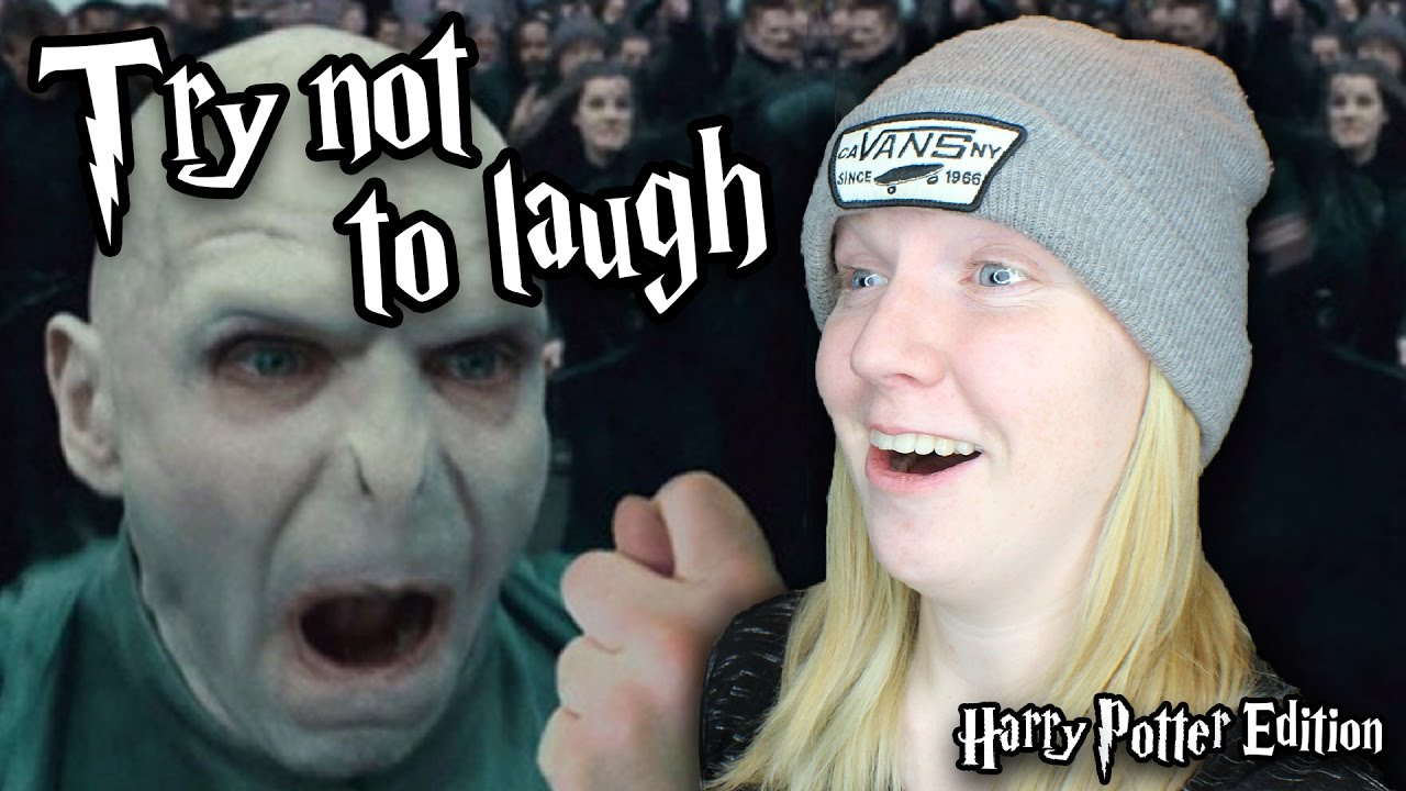 Funny Harry Potter Memes Voldemort : Try not to laugh harry potter edition youtube