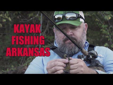 Kayak Fishing Arkansas | Bella Vista Lakes