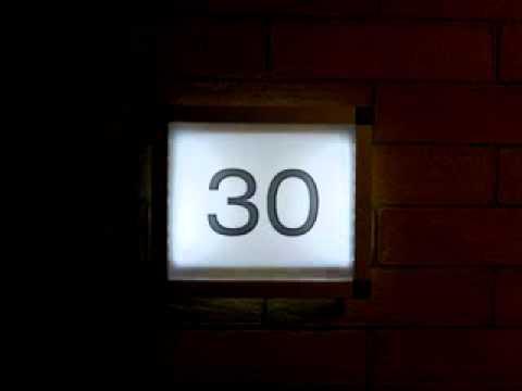 Huisnummer verlichting - YouTube