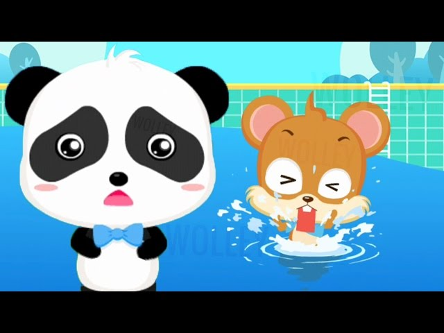 Baby Panda Play And Learns Pairs Kids Games - Fun Baby Panda Educational BabyBus Games For Children