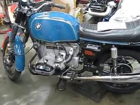 bmw r100 7 1978 youtube. Black Bedroom Furniture Sets. Home Design Ideas