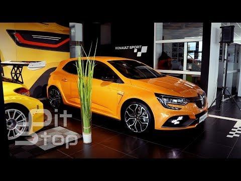 2018 Renault Megane R.S. Review
