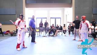 2015 Palm Beach MA Expo Manuel Padron v Unk Mens Sparring