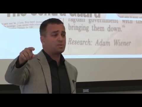 Adam Wiener '87, Succeeding in the Media Industry