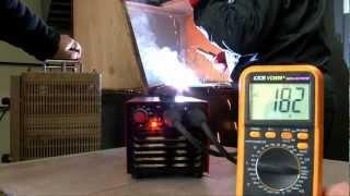 6 плюсов сварочного аппарата Форсаж-161(Узнать подробнее и приобрести сварочный аппарат ФОРСАЖ-161 Вы можете в интернет-магазине производителя:..., 2012-06-13T06:04:02.000Z)