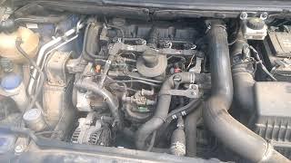 bruit claquement moteur peugeot 307 sw