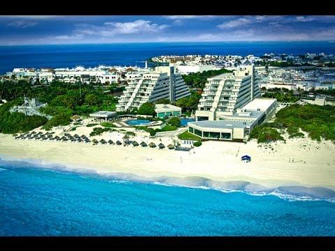 Park Royal Cancun Spring Break 2018 - Go Blue Tours - YouTube