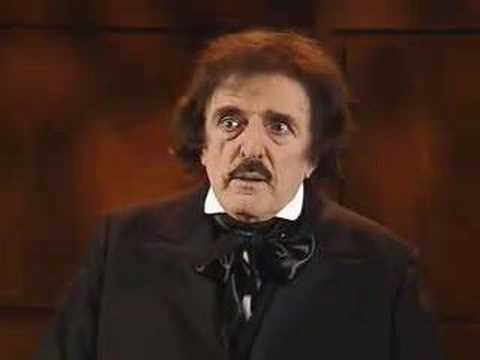 John Astin Reads The Raven By Edgar Allan Poe