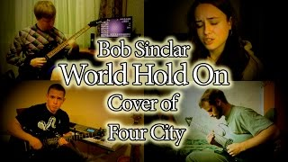 Bob Sinclar-World Hold On( cover), with tabs