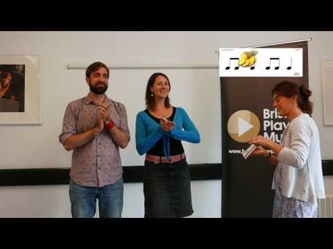 Music Curriculum for Bristol: Fruit Rhythm Cards