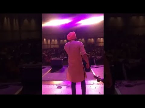 Ranjit Bawa Live Stage Show in Dallas USA Tour 2018
