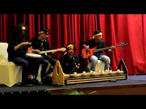Musik Kreasi - Potinggai (Seminar Nasional & Pembukaan Jambore Nasional Pemuda Buol se-Indonesia, S