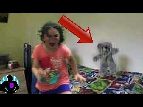 5 ужасающих видео