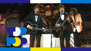 The Everly Brothers - On The Wings Of A Nightingale - Platengala 1984 - 13-10-1984 • TopPop