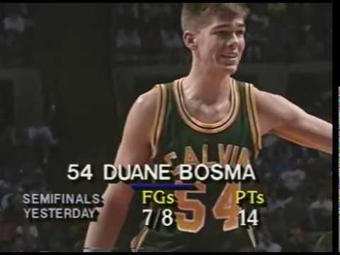 1992 Class B Final - Saginaw Buena Vista V. Grandville Calvin Christian