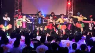 テスト用(スチームガールズ「destiny」2012年、銀座)