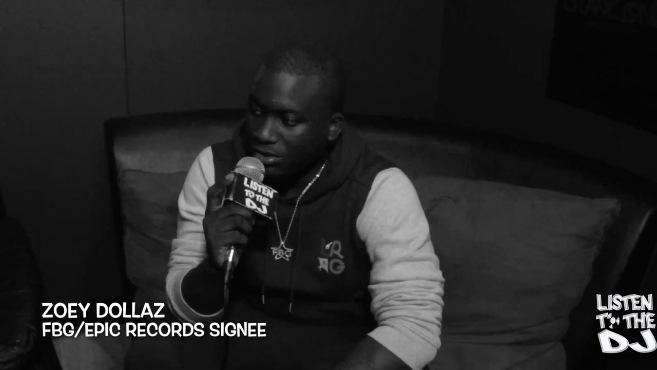 Zoey Dollaz Listentothedjcom Interview Trailer Youtube