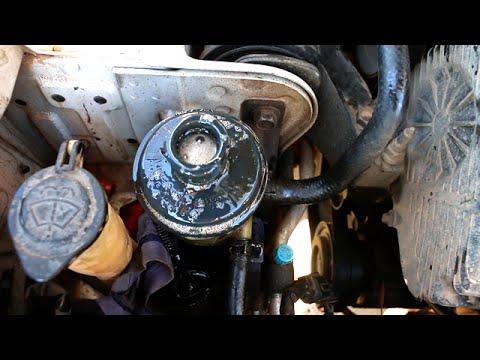 92 Lexus Ls400 Engine Diagram Power Steering Fluid Foaming Overflowing Pump Makes
