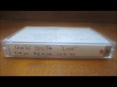 Sonic Youth live @ Big Club (Turin - Italy) Sep. 25th,1990 (radio broadcast)