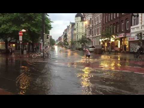 Unwetter Hannover