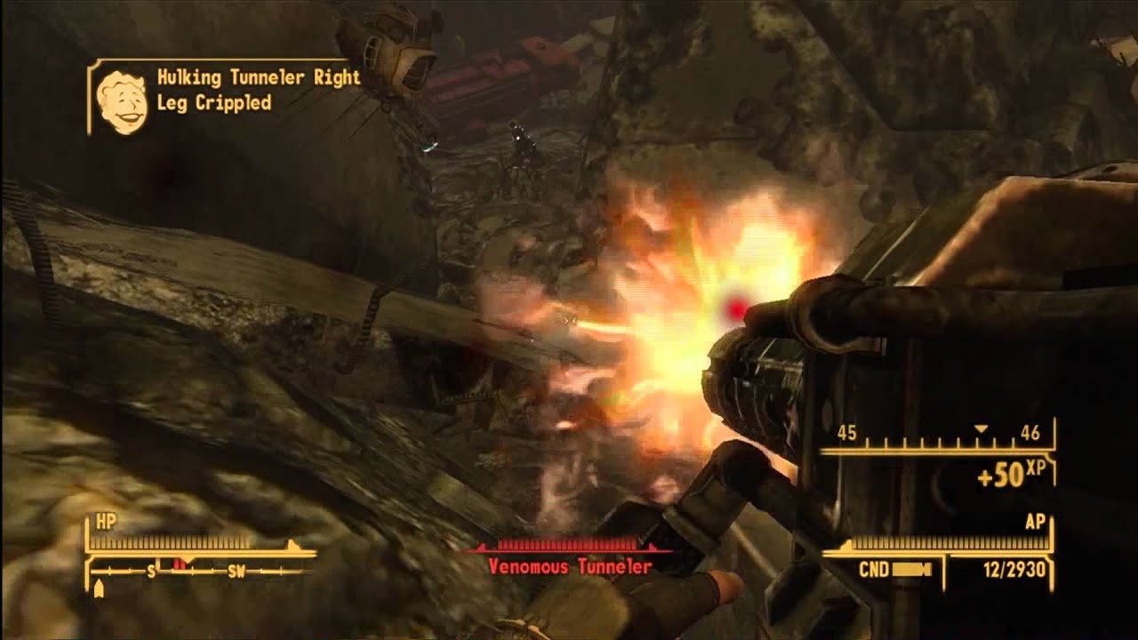 fallout nv this machine