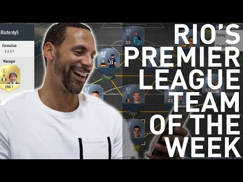 RIO'S FIFA EPL TEAM OF THE WEEK!   EP5