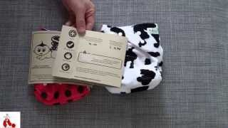 Cloth Diapers by Sustain a Bum review