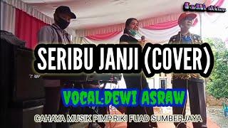 SERIBU JANJI COVER||LAGU DAERAH SEMENDE|| CIPT:SERUNTING JAYA