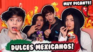 Probando Dulces Mexicanos 2.0 (EXTREMO)🌶🔥  | SAFARI TEAM | JeanCarloLeon