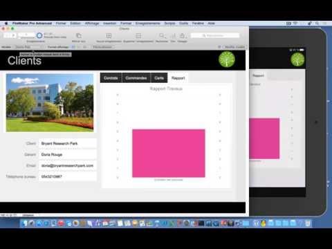 Webinar : Introduction à FileMaker