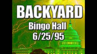 Video Backyard Band Bingo - groovin Sprinkle Me  ( hang time at the end) Hall 6-25-1995 download MP3, 3GP, MP4, WEBM, AVI, FLV Oktober 2018