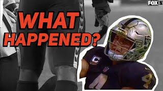 What Happened To Derek Carr?