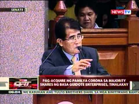 corona impeachment trial reaction paper At times weeping on the stand, chief justice renato c corona, testified for the first time in his impeachment trial in the philippine senate.