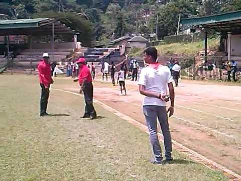 Central province athletic meet 2016