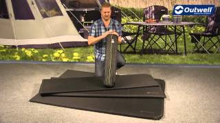 Outwell Self-inflating Mat Sleepin Range | Innovative Family Camping
