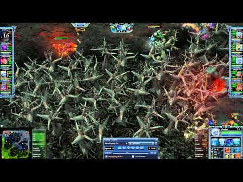 видео: ems vii heroes of newerth Финал: online kigdom - jokes on you, map 2