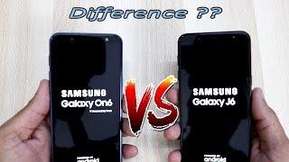 Samsung Galaxy On6 Vs Samsung J6 Comparision !! Kya Fayda On6 Ko Launch Karne Ka , HINDI