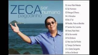 Zeca Pagodinho Cd Completo Ser Humano 2015 - Gustavo Belo