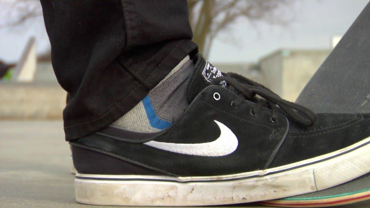Nike SB Stefan Janoski Skateboarding Commercial
