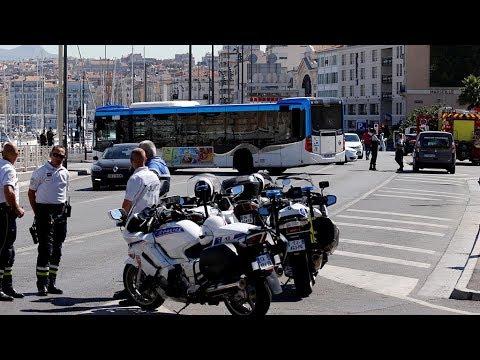 Vehicle ramming kills one in Marseille, no terrorist motive seen