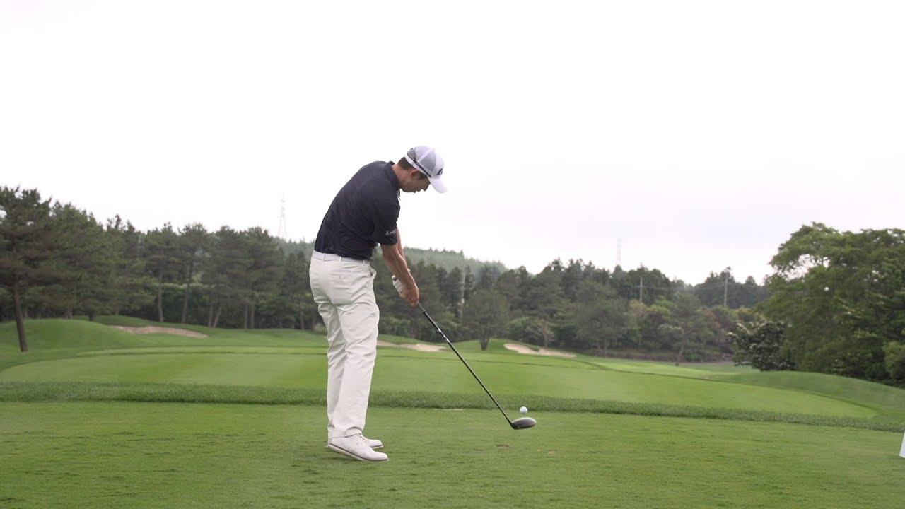 [골프스윙]PGA투어 노승열의 2021시즌 드라이버 스윙