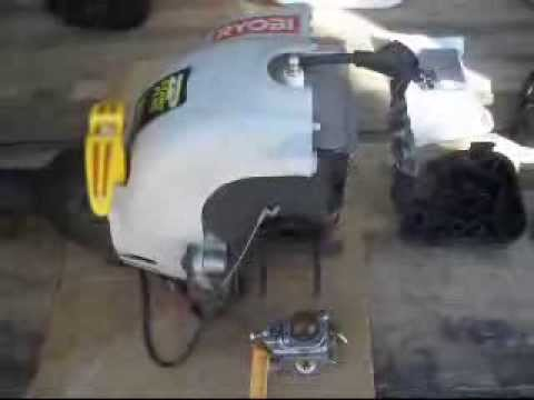 Ryobi Ss30 Fuel Line Diagram Mitsubishi Pajero Stereo Wiring - Youtube